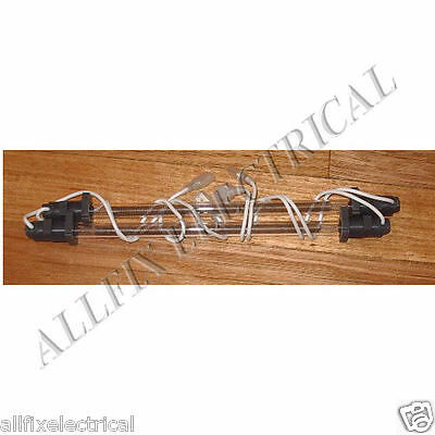 GE Glass Defrost Heater Elements (Pair) - Part # GE310