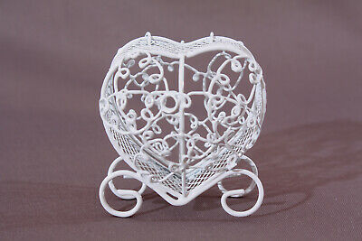 Mini-cage Carosse blanche Dragees NEUF