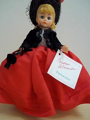 """10"""" Lily by Madame Alexander - #1114 - Portrettes Collection Cissette Face 1987"""