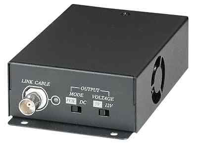 Extender of IP Signal & Power over Coaxial Cable (Transmitter & Receiver) IP02P