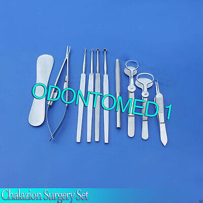 Chalazion Surgery Set Ophthalmic Surgical Instruments Ds-931