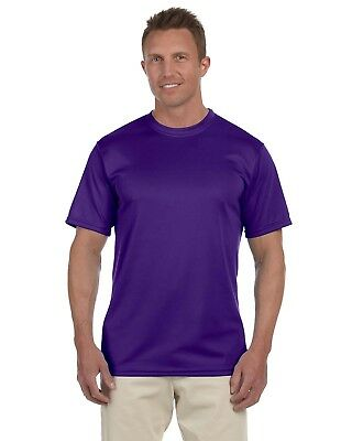 Augusta Mens Sportswear Moisture Wicking Short-Sleeve T-Shirt S-3XL 790