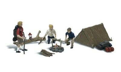 Woodland Scenics Campers N Train Figures A2199