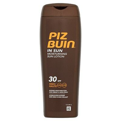 Piz Buin In Sun Protective Tan Lotion SPF 30
