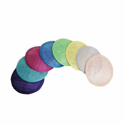 HB007  Base Sinamay - For fascinators, hats & craft use