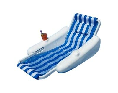 Swimline 10000SL SunChaser Sling Style Pool Floating Lounge Chair 10000