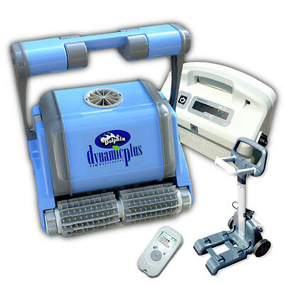 Robot Pulitore Piscina Dolphin Dynamic Plus Maytronics Pulitore Automatico
