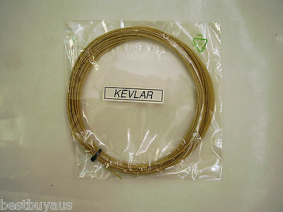 Kevlar Tennis String Gauge 16 1.30Mm Approx 40 Feet Long