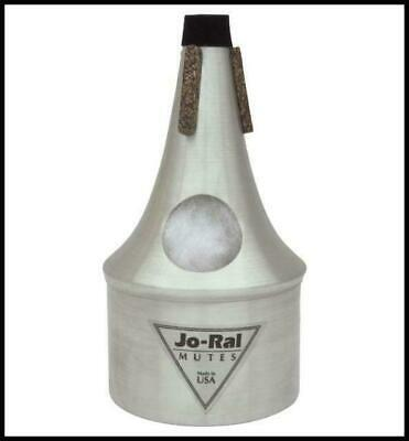 Jo-Ral 4A Aluminum Trumpet Bucket Mute Made in USA