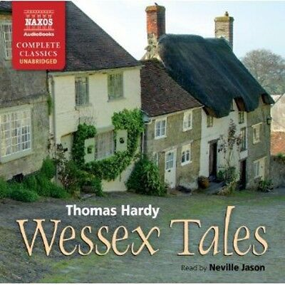 Thomas Hardy - Wessex Tales [New CD]