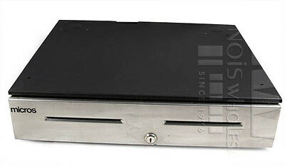 Micros Cash Drawer, Model 400018-SS