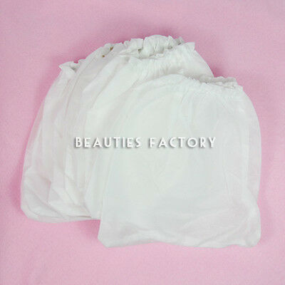 10 pcs Replacement Bags 4 Nail Art Dust Suction Collector White 754