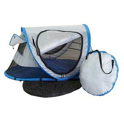 PeaPod Plus Travel Bed in Twilight by Kidco