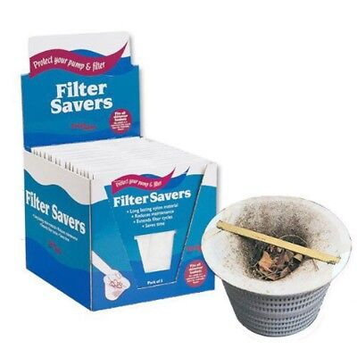 Filter Saver FS524 Skimmer Socks Basket Liner (5) per package