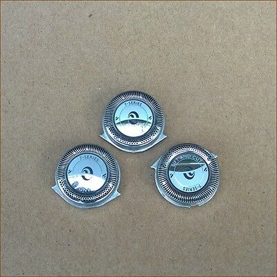 3pcs Generic Replacement Shaver Head fit Philips NORELCO HQ6 Quarda Action Razor
