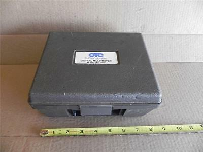 Otc No 3450 High Impedance Digital Multi Meter 1000V Dc 150V Ac Very Clean