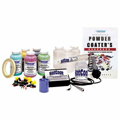 Eastwood Hot Coat Powder Coating Elite Kit 12859 Durable Finish