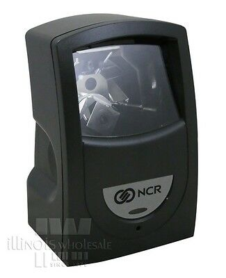 NCR 7893-1000 RealPOS Omni Directional Presentation Scanner, CG1 / Charcoal