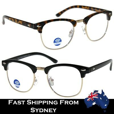 G&G Men Ladies Nerd Vintage Reading Glasses Classic Retro Tortoise +0 +1.0~3.5
