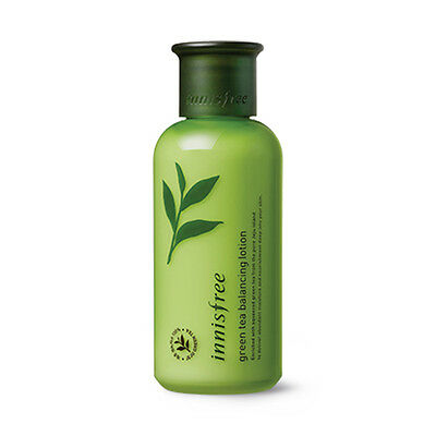 [Innisfree] GREEN TEA BALANCING LOTION 160ml 2014 UPGRADE