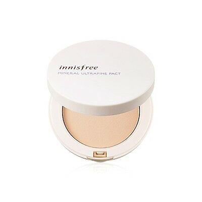 [Innisfree] Mineral Ultrafine Pact SPF25 PA++ 11g 3Colors Pick One!