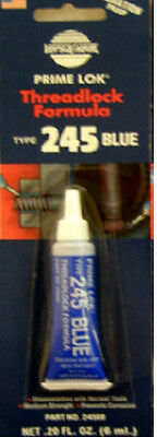Type 245 Blue PrimeLok Threadlock Formula Adhesive,Screw/Bolt Thread Lock