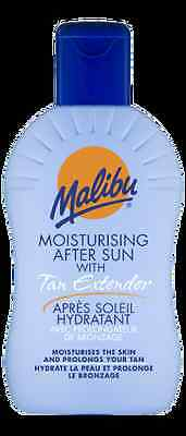 Malibu Moisturising After Sun With Tan Extender 400ml