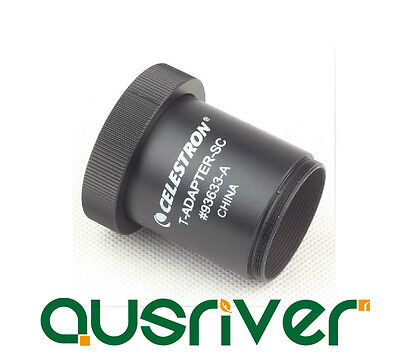 Celestron Accessory T-Adapter for 35mm SLR Camera C5/6/8/9.25/11/14 93633-A