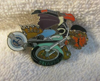Hard Rock Cafe Pin Orlando Live - 2008 - Biketoberfest Headless Rider (#45692)