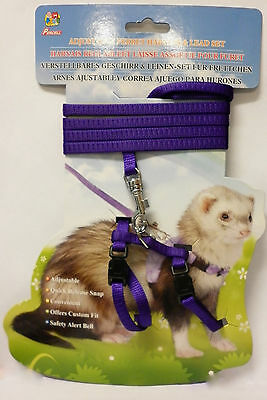 Adjustable Ferret Harness