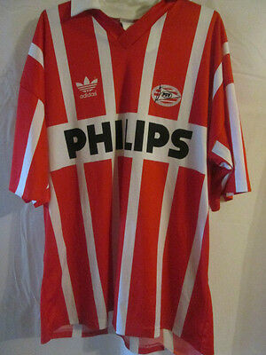 PSV 1990-1994 Home Football Shirt Size Extra Large /8522