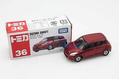 NEW Takara Tomica Tomy #36 Suzuki Swift Scale 1/64 Diecast Toy Car Japan