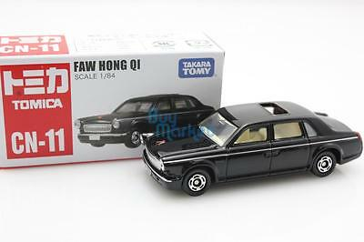 NEW Takara Tomica Tomy #CN-11 Faw Hong Q1 China Scale 1/84 Diecast Toy Car Japan