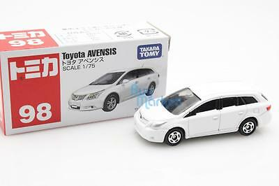 NEW Takara Tomica Tomy #98 Toyota AVENSIS Scale 1/75 Diecast Toy Car Japan