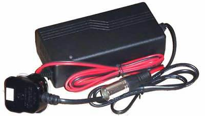 24V 4A Mobility Scooter Battery Charger Lead Acid & Gel Replaces 24V 5A   V