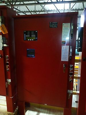 Eaton Fire Pump Controller FT20-30A-L1-A 30 HP 3 Phase 500 PSI Max 208 Volt