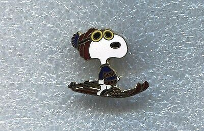 Snoopy Skiing United Features, Aviva