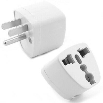 EU AU UK to US USA Canada Travel AC Power Socket Plug Adapter Converter