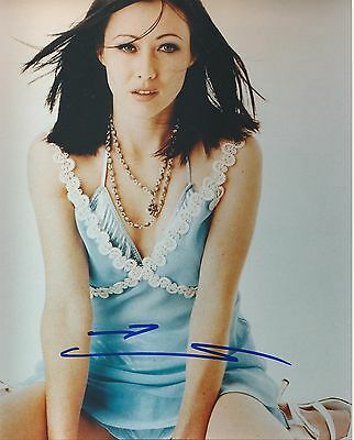 """Shannon Doherty 10 x 8"""" Signed PP Autograph"""