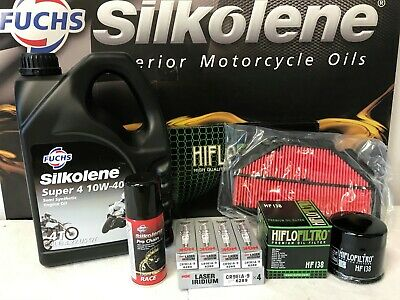 Suzuki Gsr750 Service Kit 11-16  With Free Chain Lube