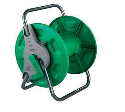 Portable Wall Mounted Hose Reel Free Standing Garden Water Pipe Rust Proof Mount