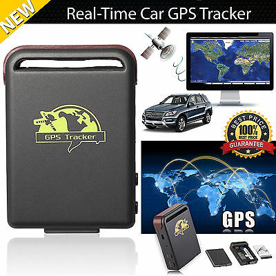 Mini Car Realtime GPS Vehicle Tracker GPRS/GSM/GPS Spy Device Personal Tracking