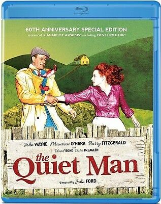 The Quiet Man (Blu-ray Disc, 2013)