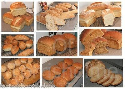 Professional Bakery Quality All Round Multi Purpose Bread Flour Dough Improver