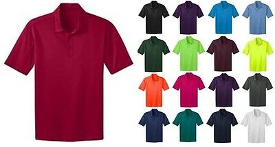 Port Authority Mens Silk Touch Dri-Fit Polo Shirt NEW XS-4XL GOLF K540