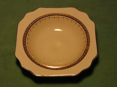 Crown Devon Fielding's. Zenith Soup Bowl. Serial Number 2795.
