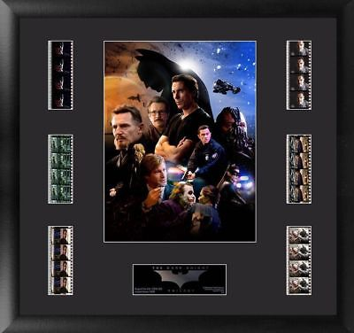 Batman The Dark Knight Trilogy Deluxe Montage Limited Edition Filmcell