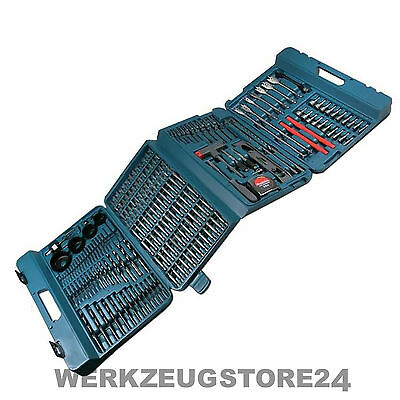 makita p 44046 bohrer bit set 216 tlg bohrersatz bitsatz f r akkuschrauber. Black Bedroom Furniture Sets. Home Design Ideas