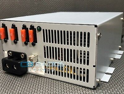 100 AMP CONTINUOUS POWER SUPPLY 12 Volt POWER YOUR LINEAR AMPLIFIER CB RADIO dc