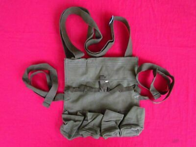 Surplus Chinese Pla Military Hand Grenade Four Stick Pouch